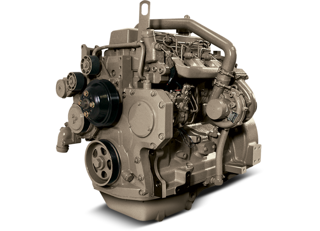 4045TF275 4.5L Industrial Diesel Engine