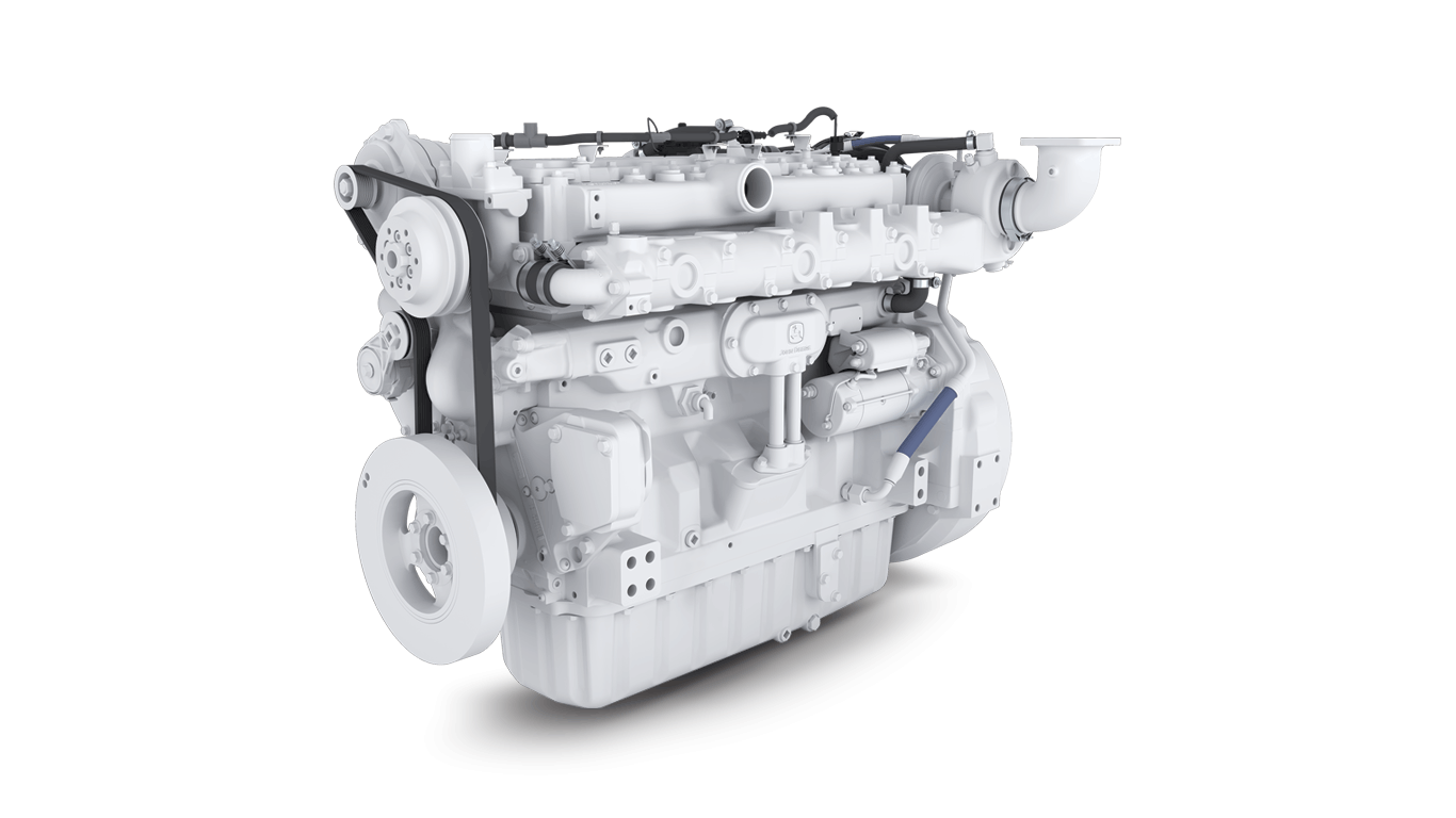 6090HFM85 Constant Speed Industrial Auxiliary Engine
