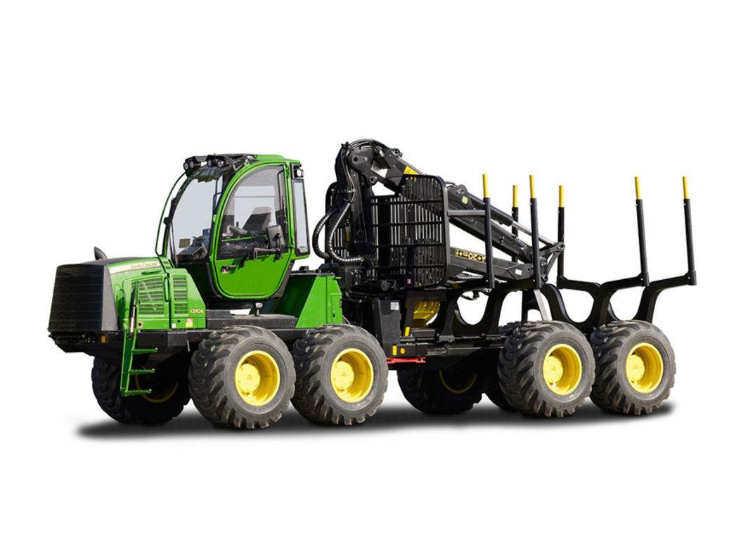 1210E Forwarder