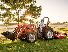 2600h series utility tractors