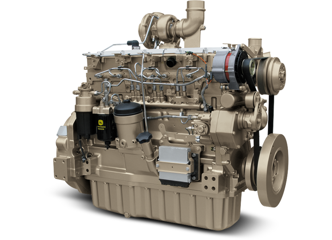 6090HF475 9.0L Generator Drive Engine