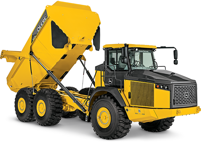 410E Articulated Dump Truck