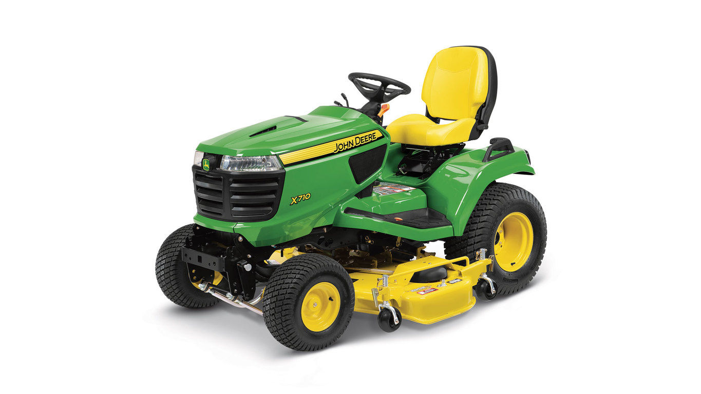 X710 Signature Series Lawn Tractor