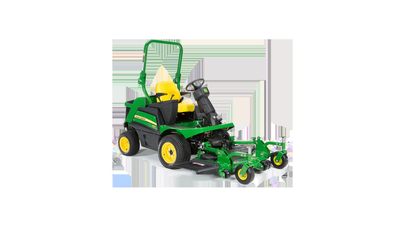 1550  TerrainCut™ Front Mower