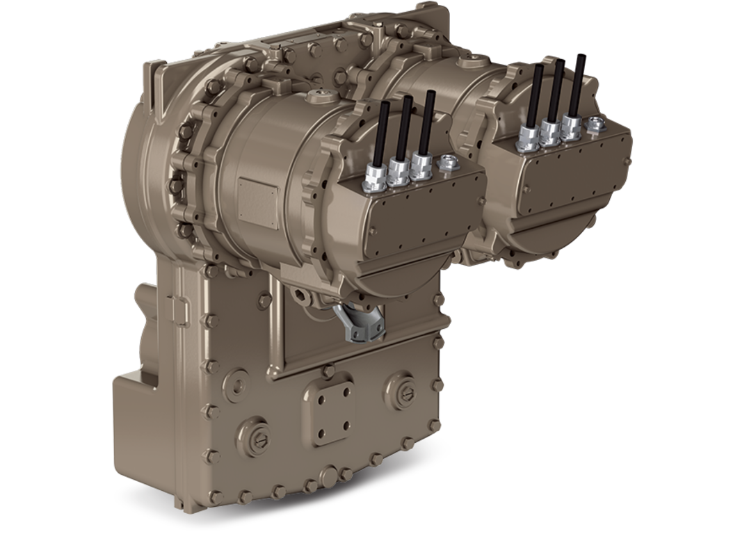 GPD5 Generator and Pump Drive Electric Drivetrain Component