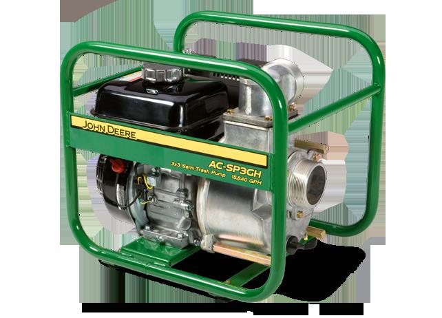 AC-SP3GH1 196cc Water Pump