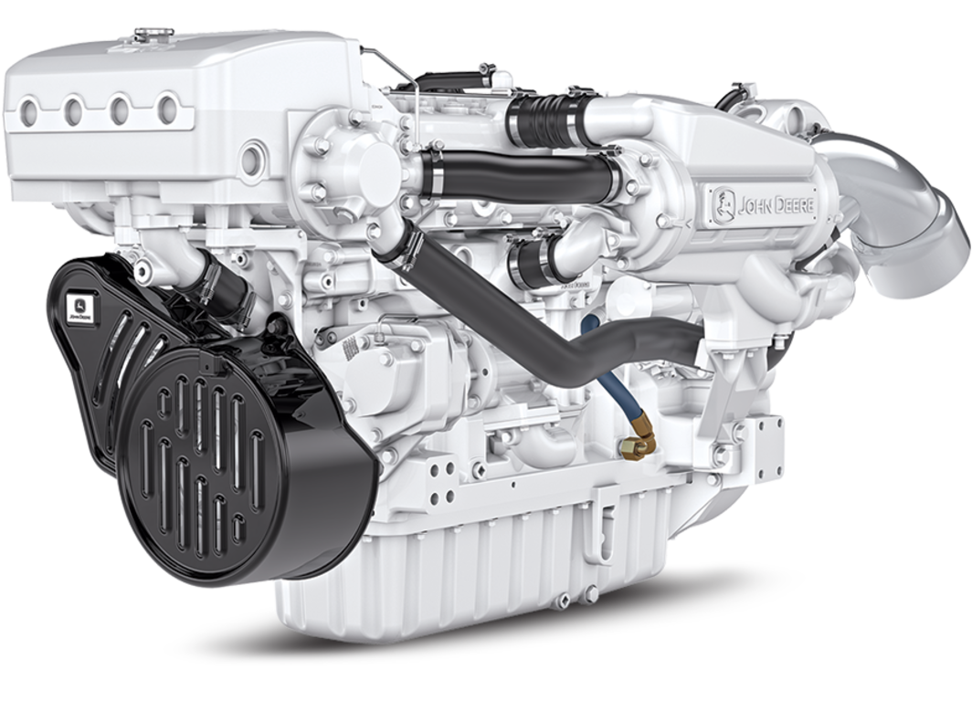 6090SFM85 Marine Generator Drive Engine