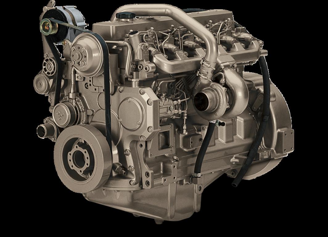 6068TF150 6.8L Generator Drive Engine