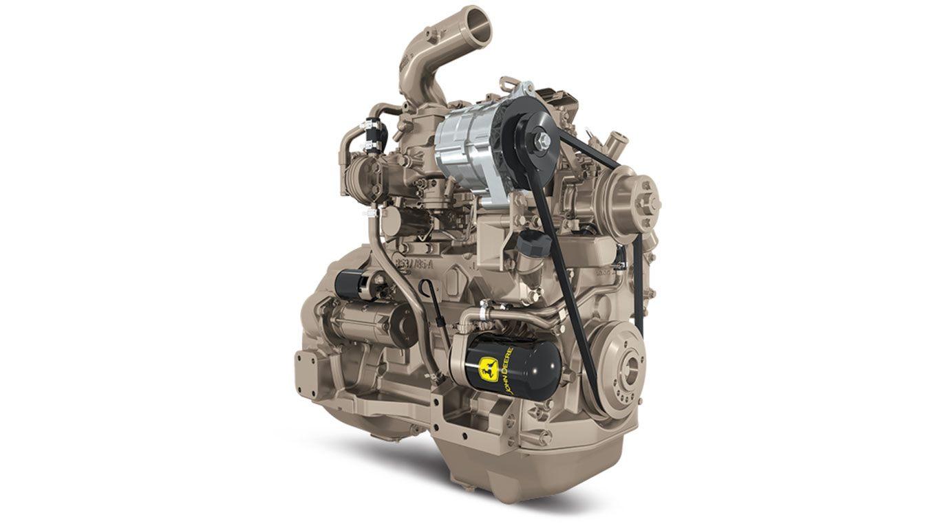 4045TFG03 4.5L Generator Drive Engine
