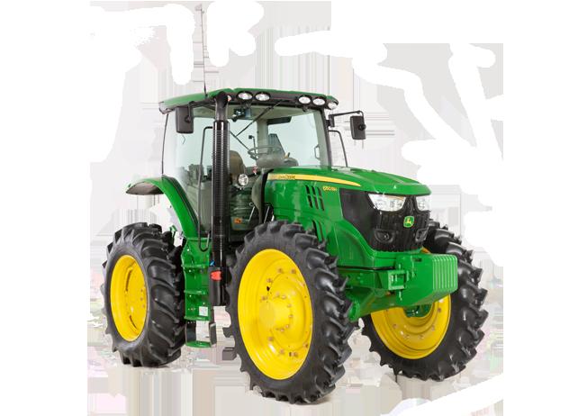 6150RH Hi-Crop Row-Crop Tractor