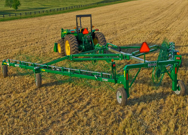 WR22 Series Wheel Rakes