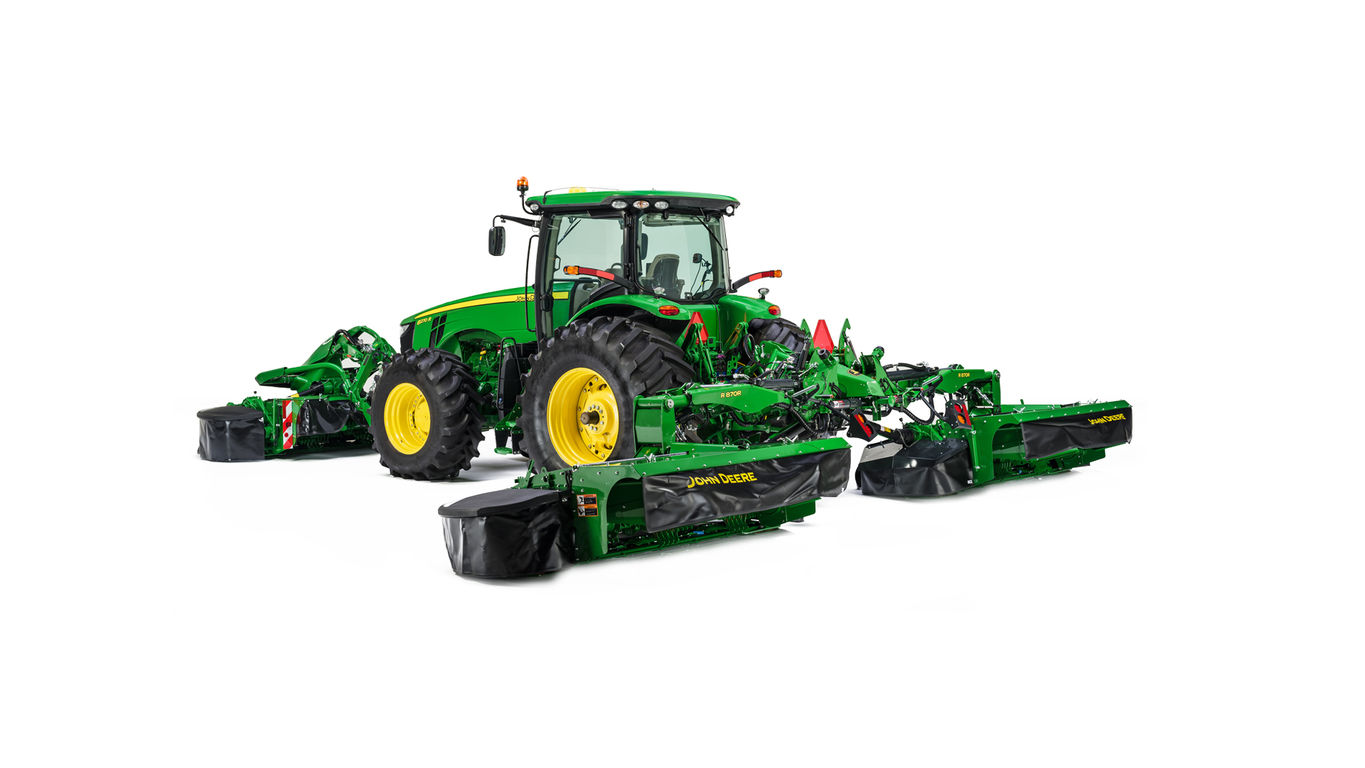 R870R Rear Mount Mower-Conditioner