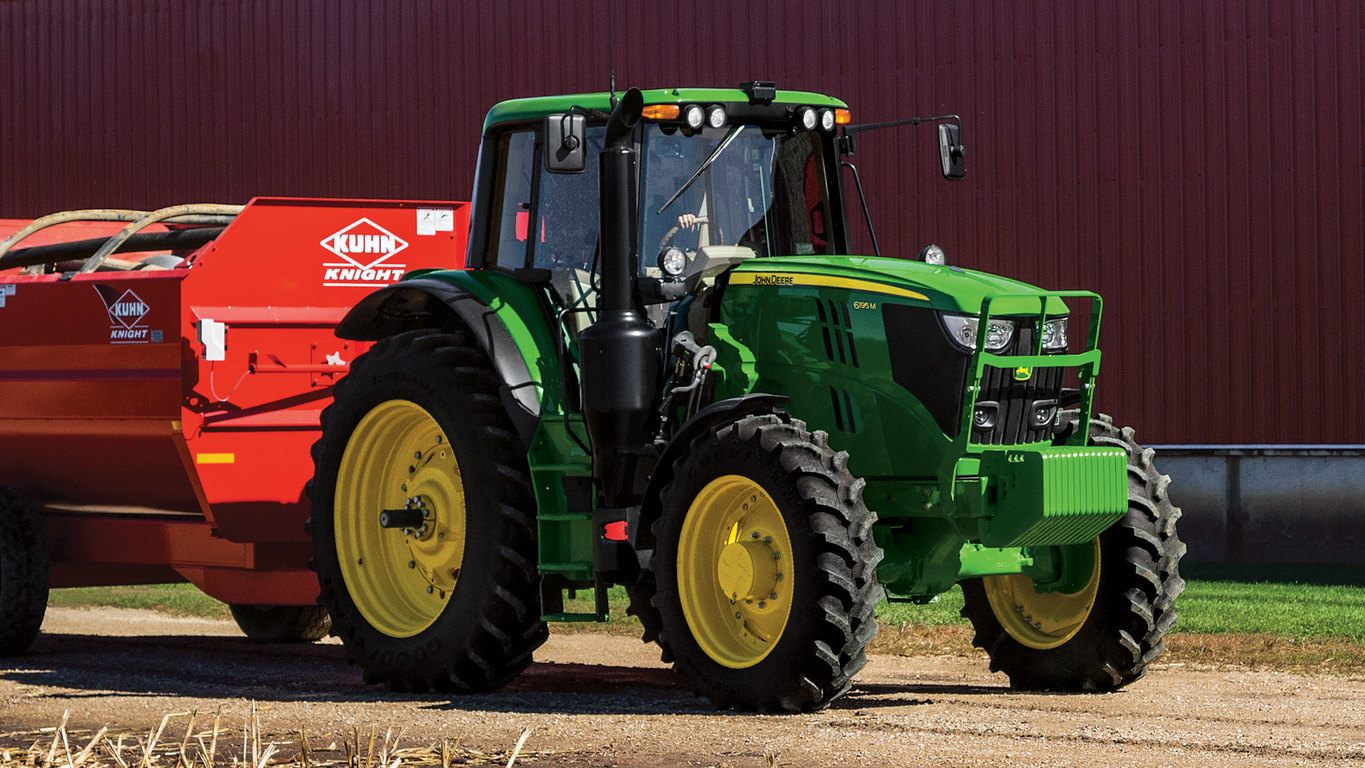 6175M Tractor