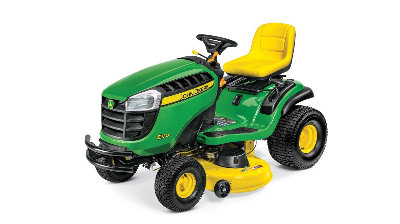 E130 Lawn Tractor