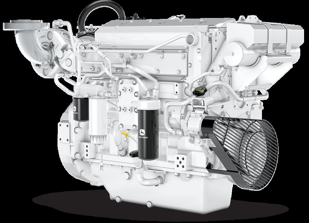 6135AFM85 Marine Propulsion Engine