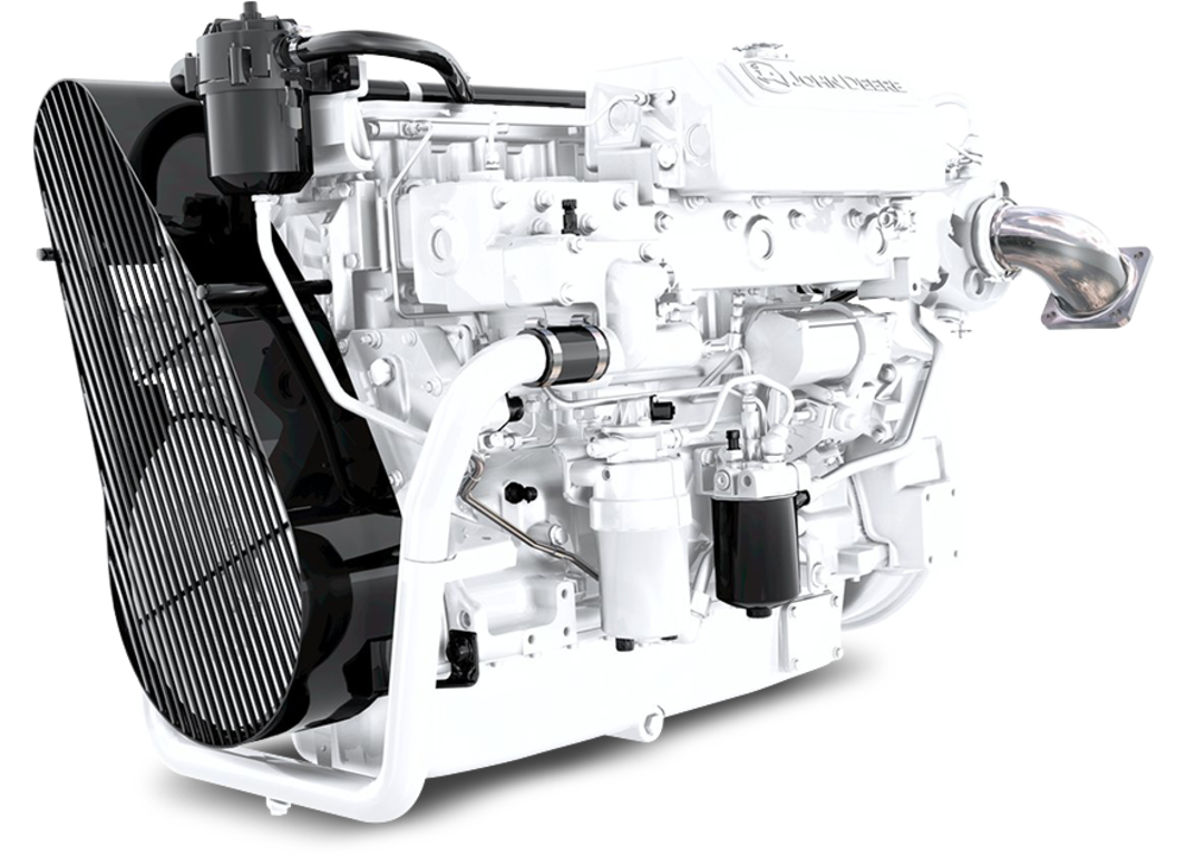 6068AFM75 Marine Propulsion Engine