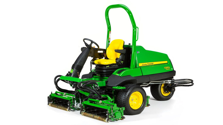 7200A PrecisionCut™  Trim & Surrounds Mower