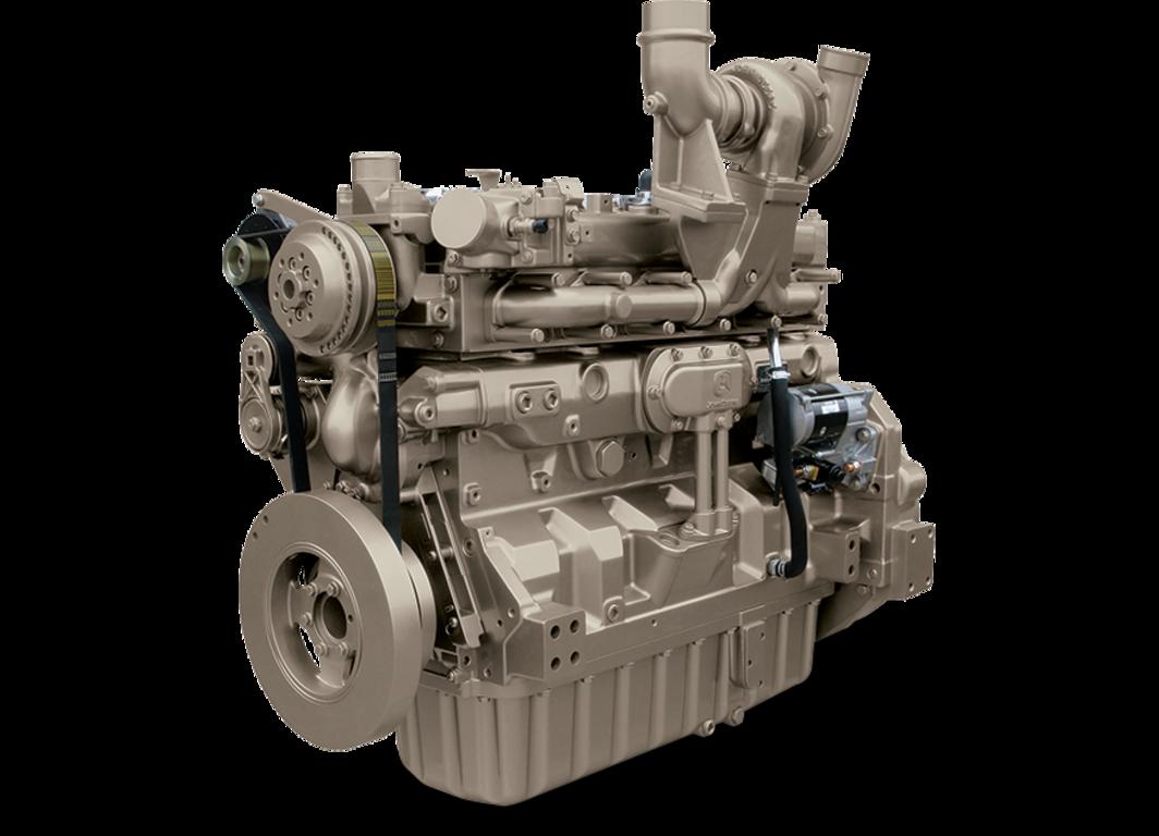 6090HF475 9.0L  Industrial Diesel Engine