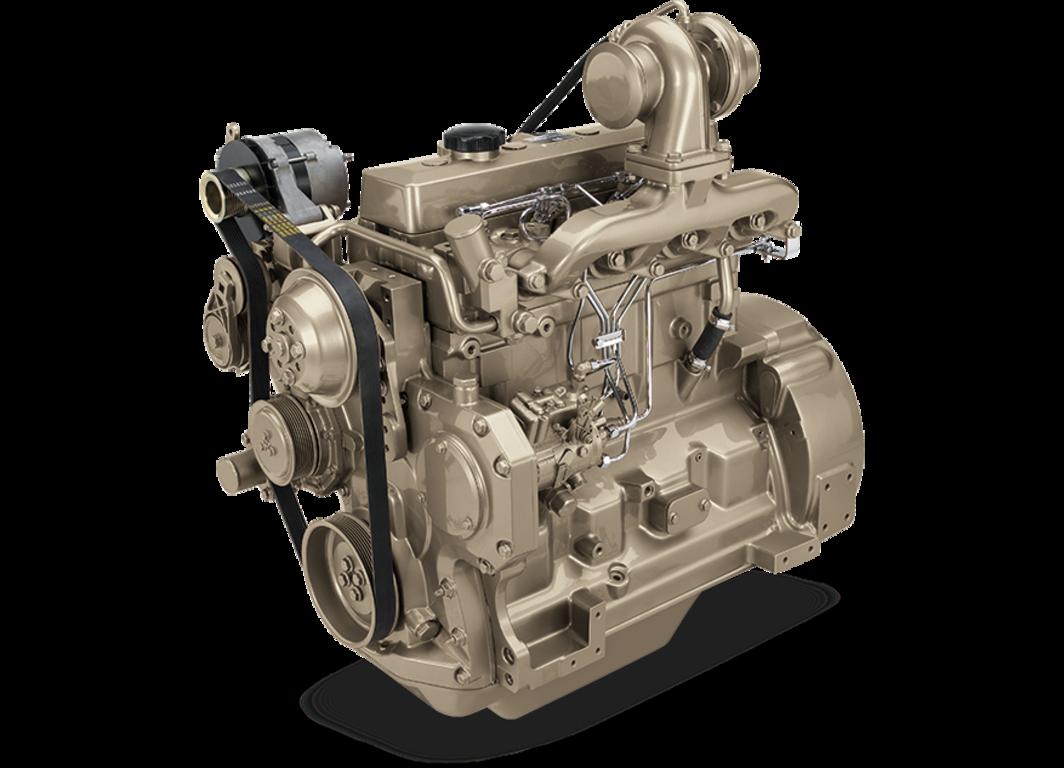4045TF280 4.5L Industrial Diesel Engine
