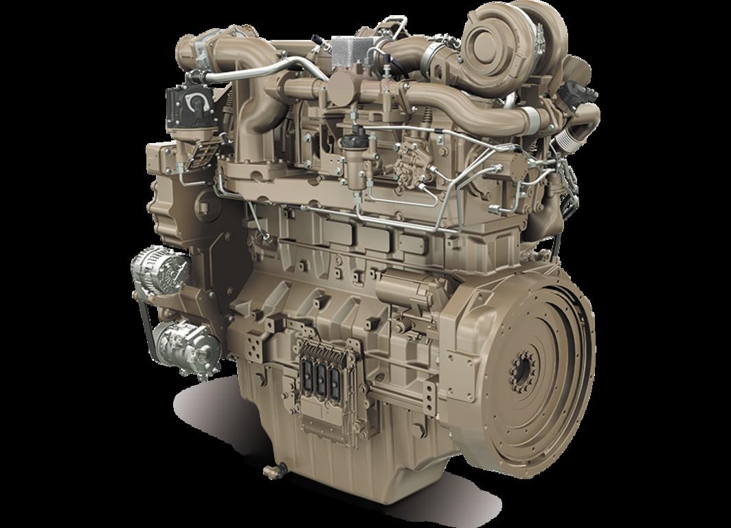 6135HFC95 13.5L Industrial Diesel Engine