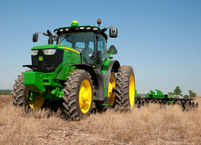 6190R Tractor