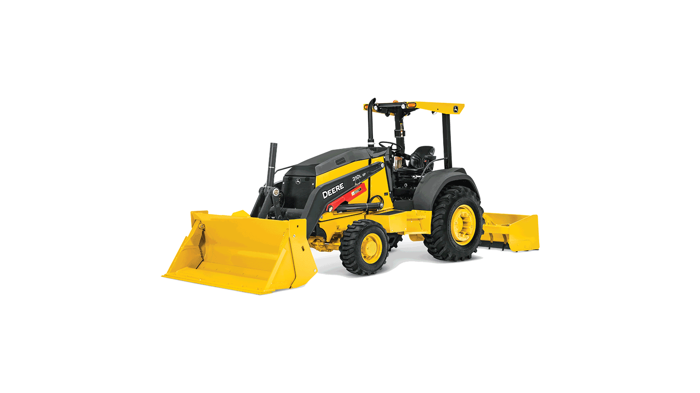 210L EP Tractor Loader