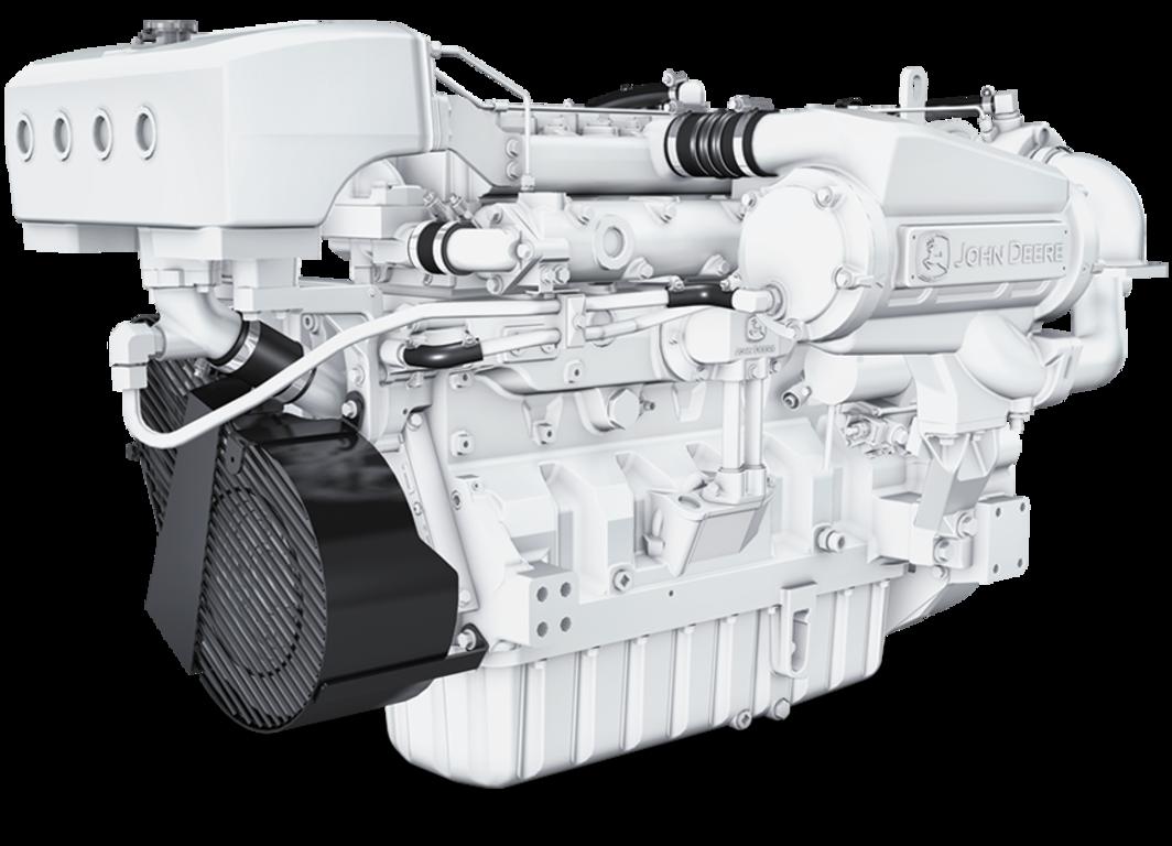 6090AFM75 Marine Generator Drive Engine