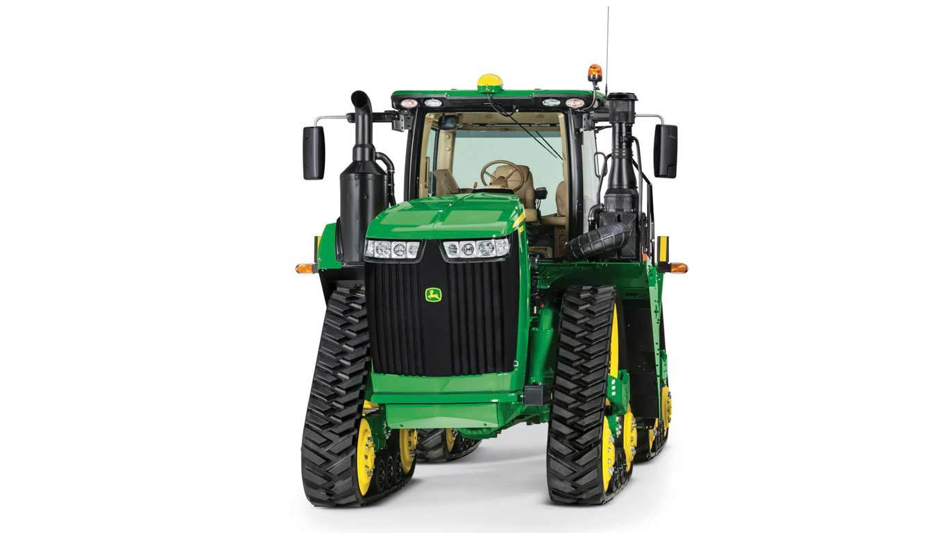 9420RX Narrow Track Tractor