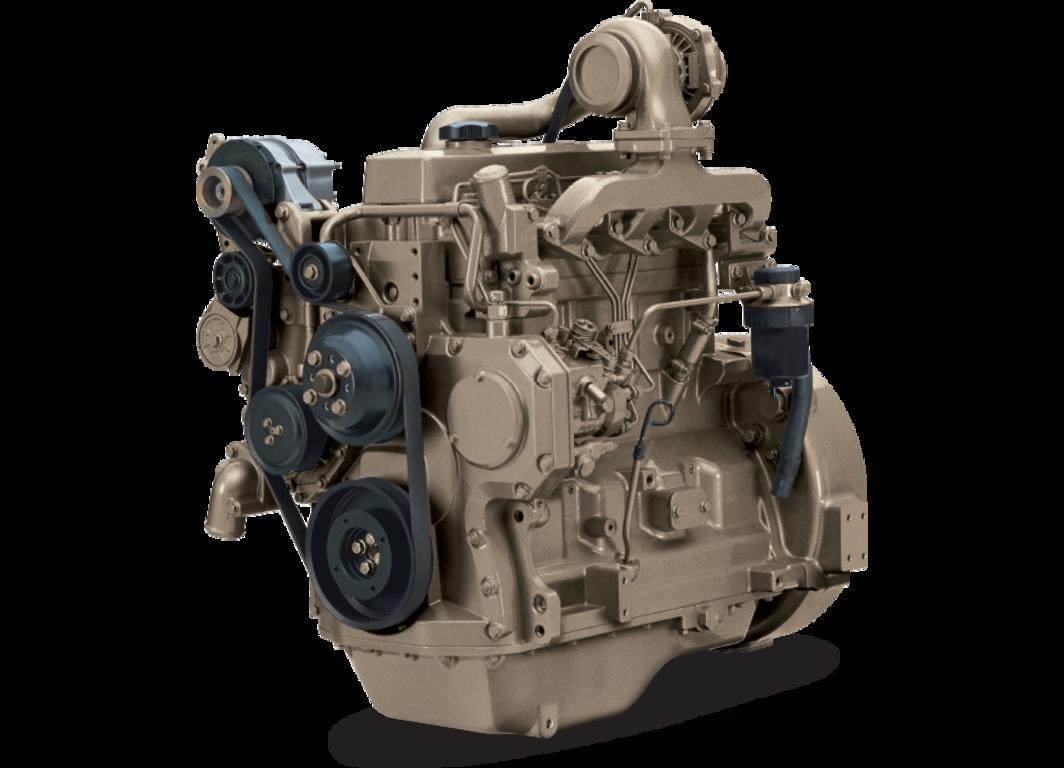 4045TF150  4.5L Generator Drive Engine