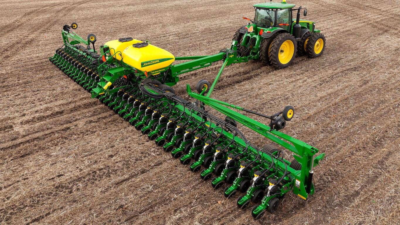 DB60 36Row20 Planter