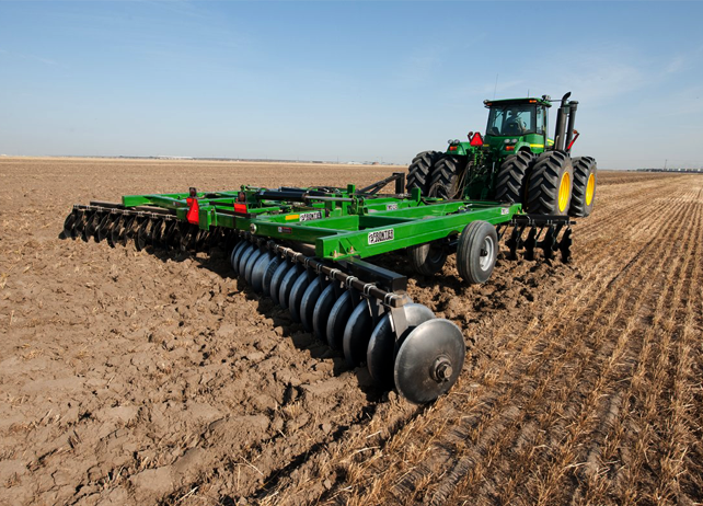 TM51 Series Disk Harrows