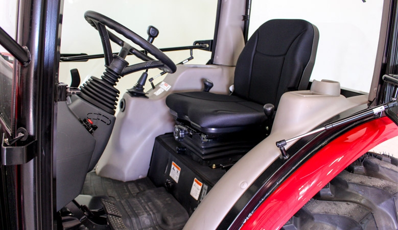 2538 4WD HST Cab