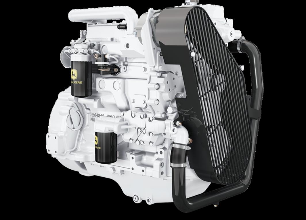 4045TFM50 Marine Propulsion Engine