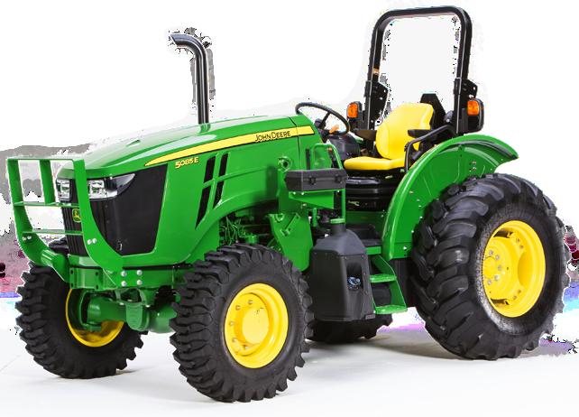 5085E Utility Tractor