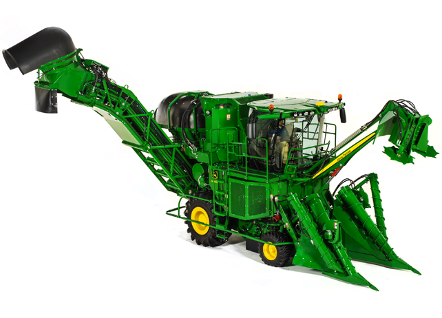 CH570 Cane Harvester