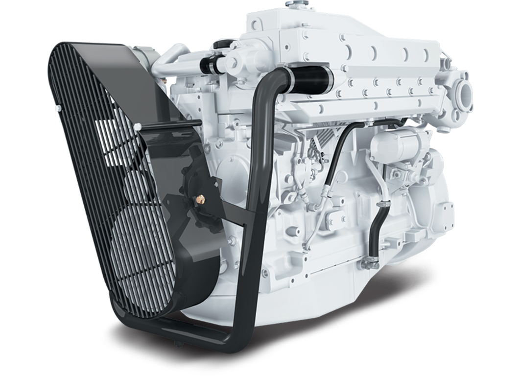 6068SFM50 Marine Propulsion Engine