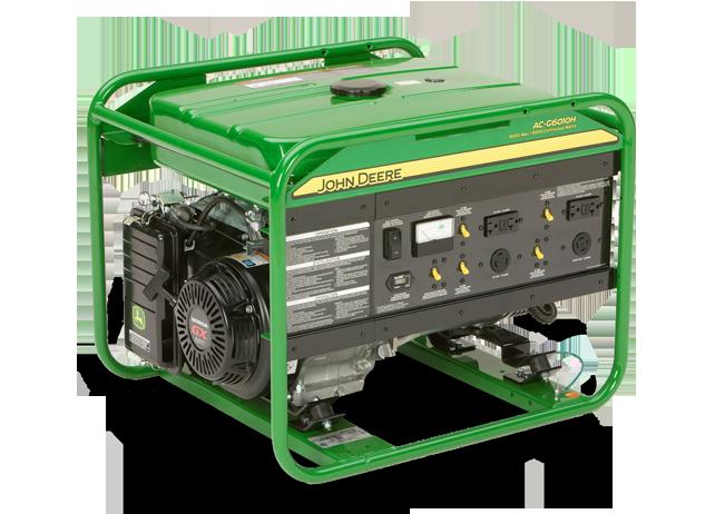 AC-G6010H Large Frame Generator