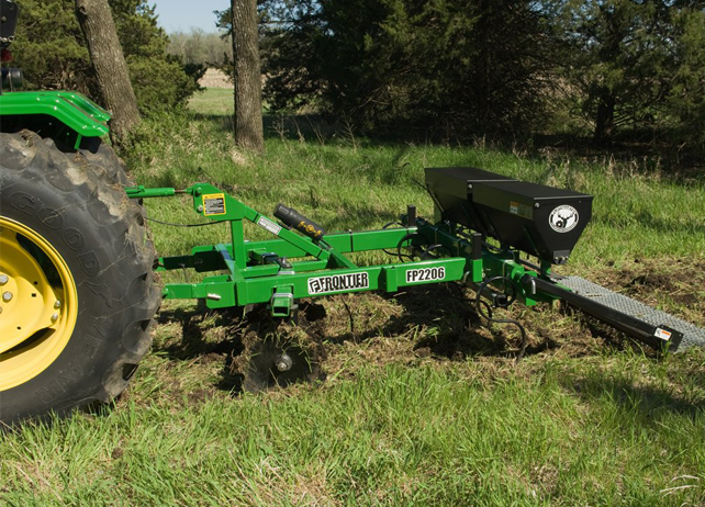 FP22 Series Food-Plot Seeders