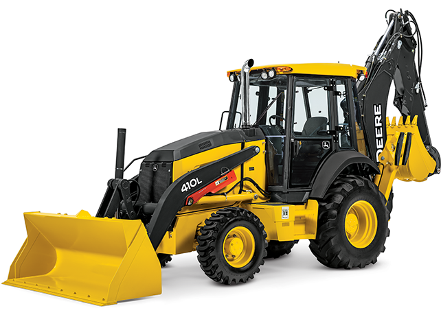 410L Backhoe Loader