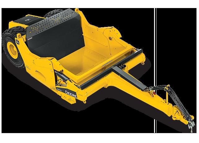 2014DE Ejector Scraper