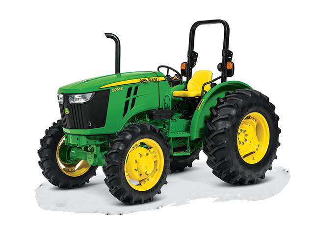 5055E Tractor