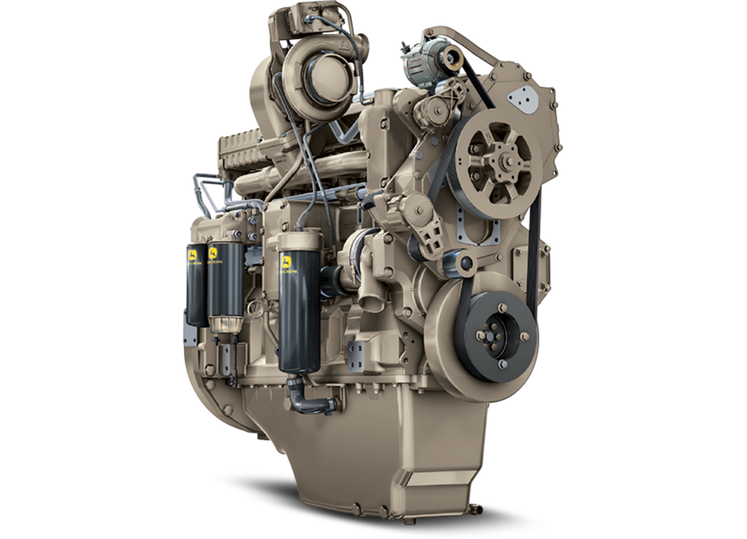 6135HF485 13.5L Industrial Diesel Engine