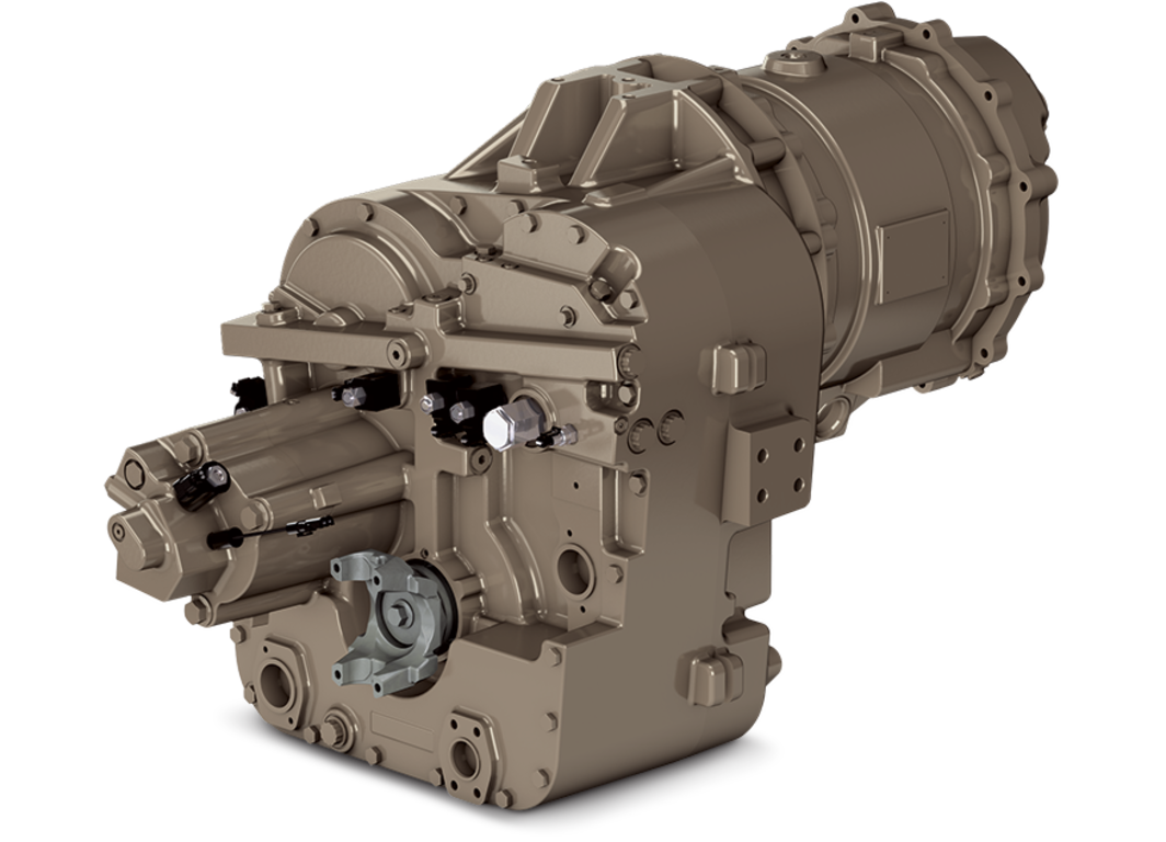 EMD3 Motor & Transmission Electric Drivetrain Component