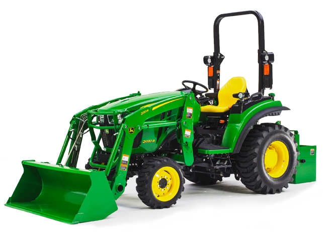 2032R (2017) Compact Utility Tractor