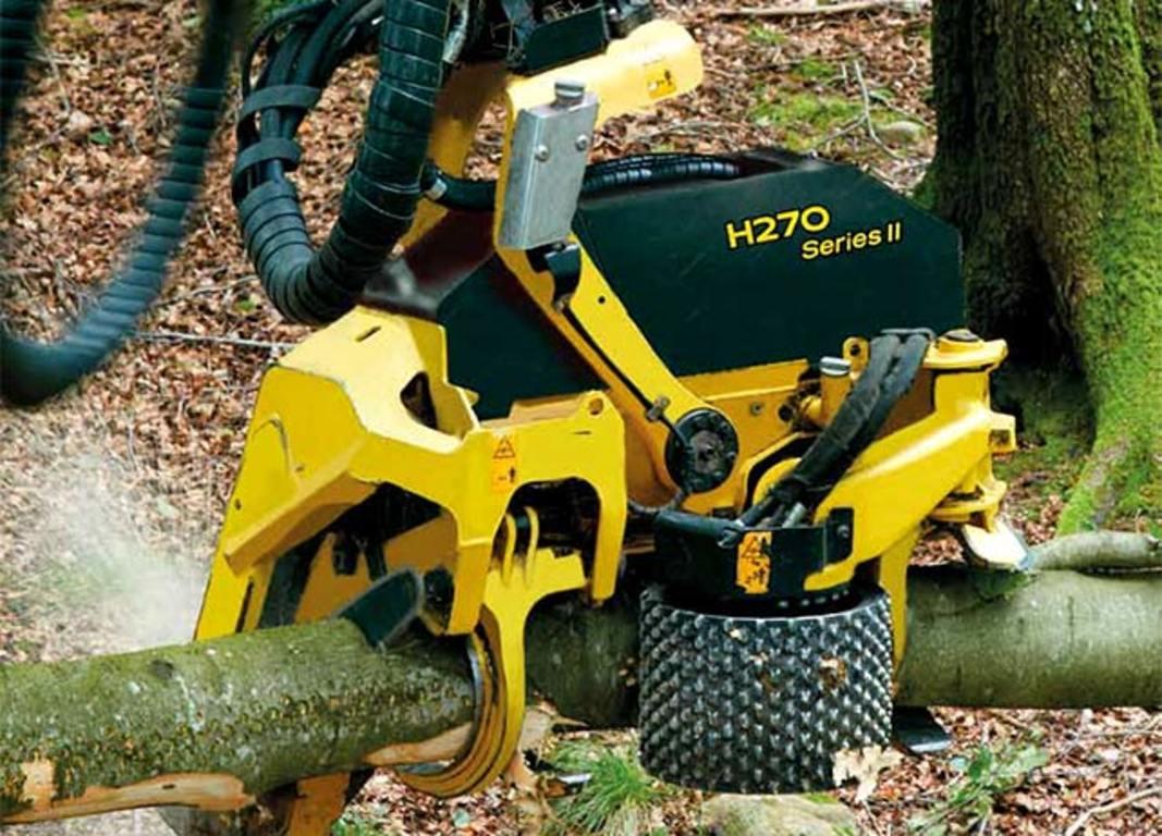 H270 Series II Harvesting Head