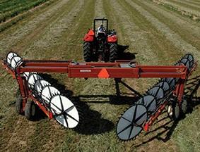 5130 wheel rake