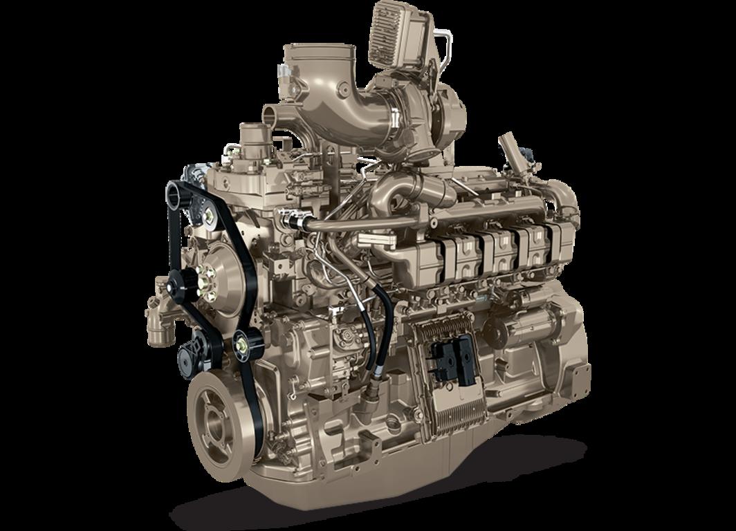 6068HFC93  6.8L Industrial Diesel Engine