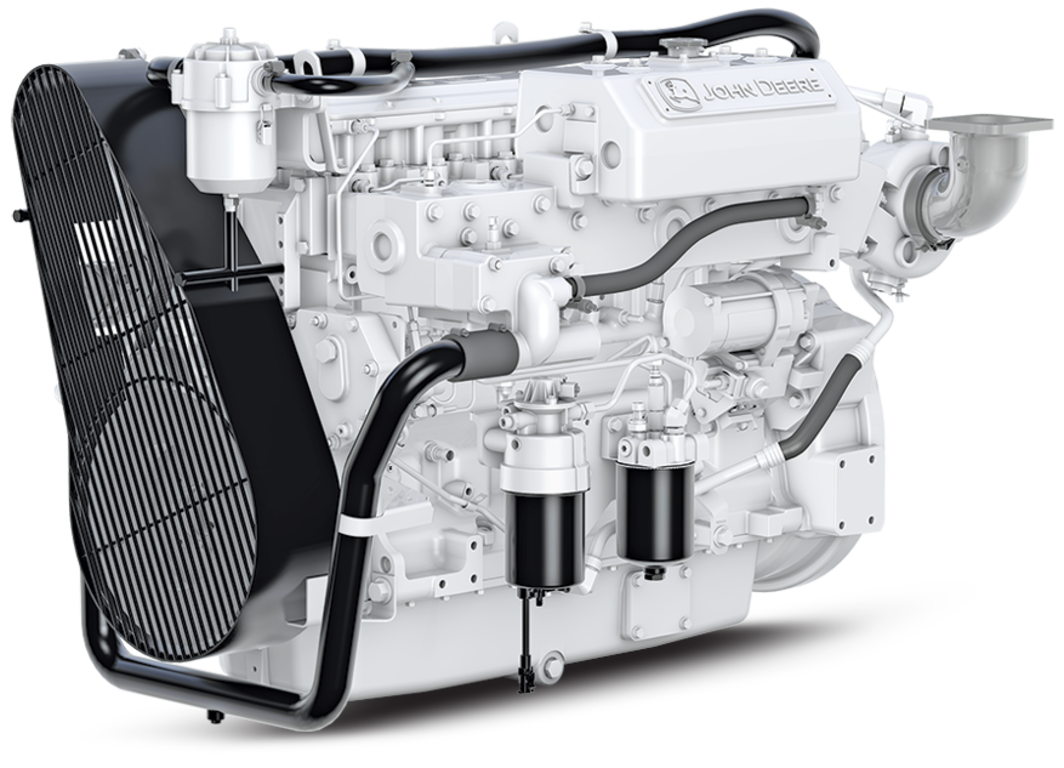 6068AFM85 Marine Propulsion Engine