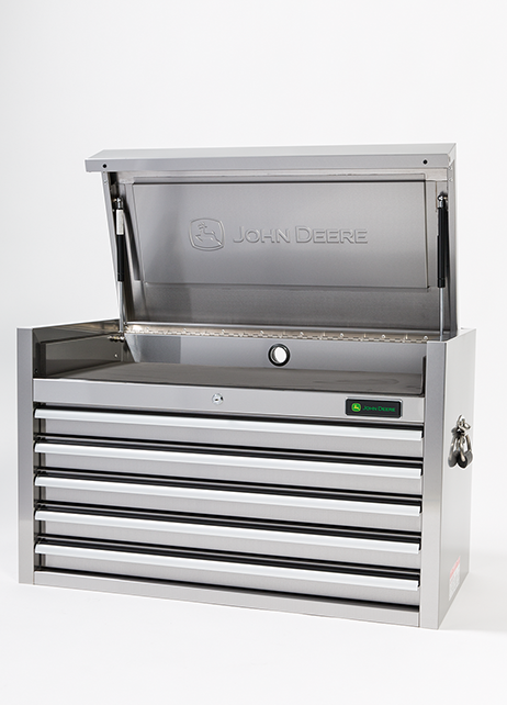 Ac 3618ch Ss 36 In 5 Drawer Stainless Steel Cabinet