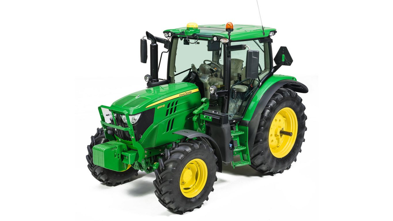6120R Utility Tractor